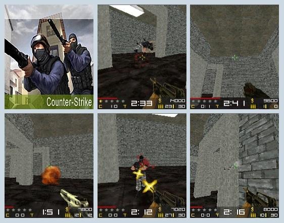 زلزال يهز ارجاء المنتدي مع المفاجأه الحصريه لعبهMicro Counter Strike Beta 3D للجوال 10