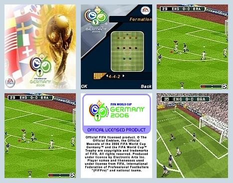 لعبه كأس العالم2006 Fifa